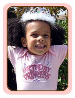 NEW - Pima Birthday Princess Onesie